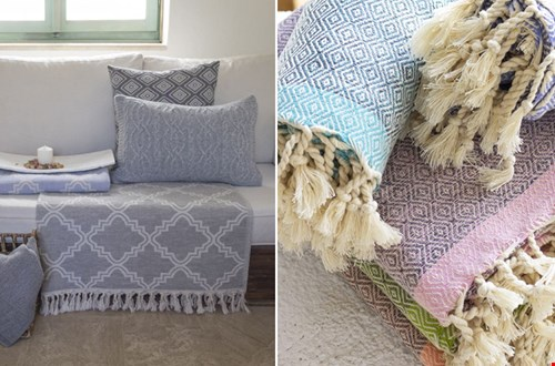 Vrolijke patronen om je huis op te fleuren.