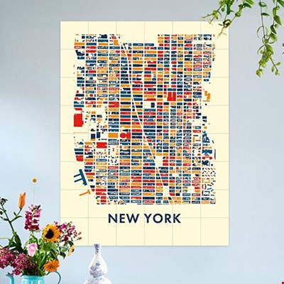 New York Mosaic