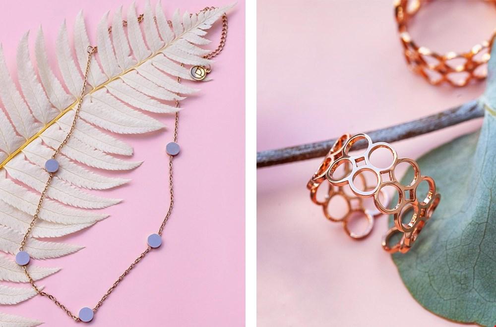 Prachtige sieraden van Alexascha