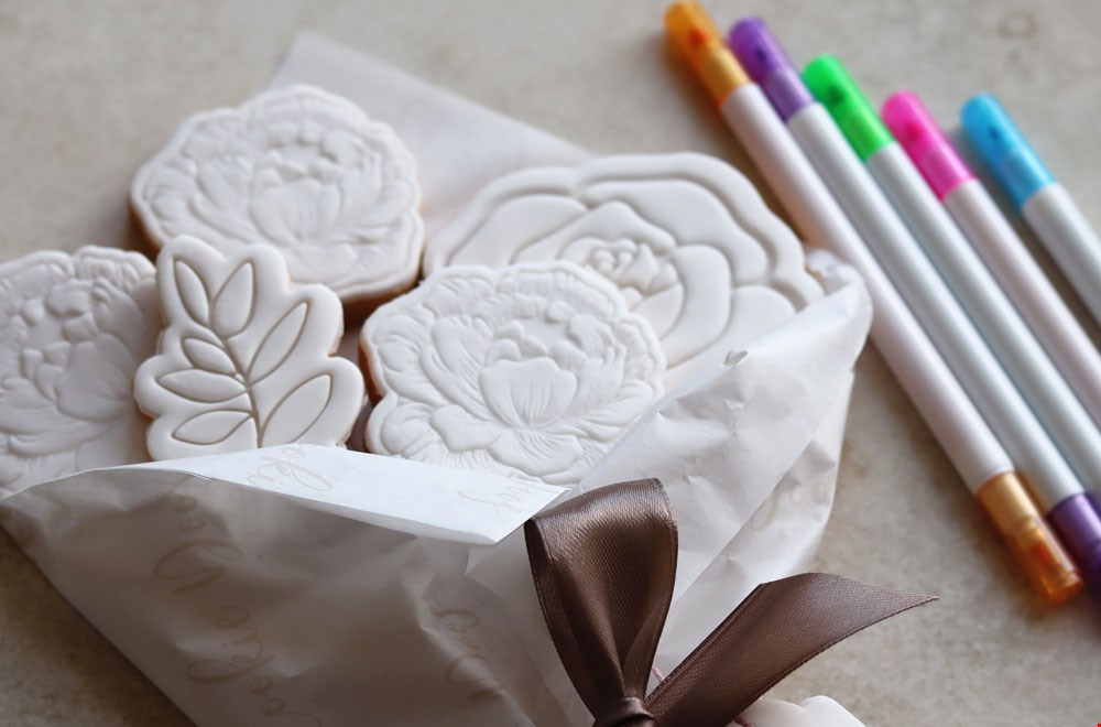 Cookiedoos Koekjes Tekenen DIY Flavourites