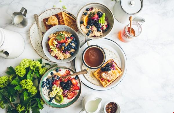 Heerlijke vegan ontbijtjes