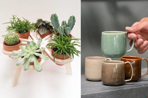 Masters & Crafters Kopjes en Planten accesssoires Flavourites