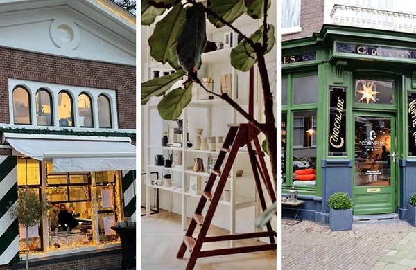 De leukste coffee-to-go adresjes! Vnlr Stek Leeuwarden,  Coffee District Amsterdam, Cornelis Utrecht