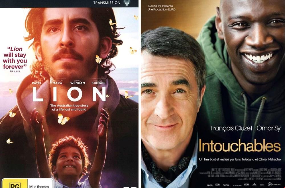 Prachtige, fijne films waar je blij van wordt!