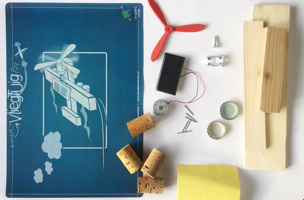 de makerswinkel, maakpakketten