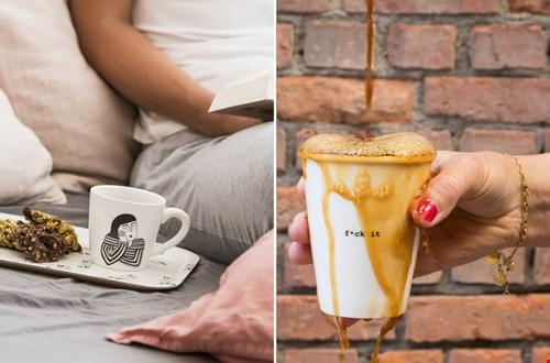 Koffiemok Helen B
