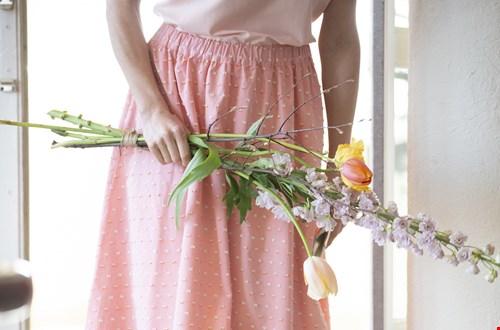 Wie wordt er nou niet blij van bloemen?