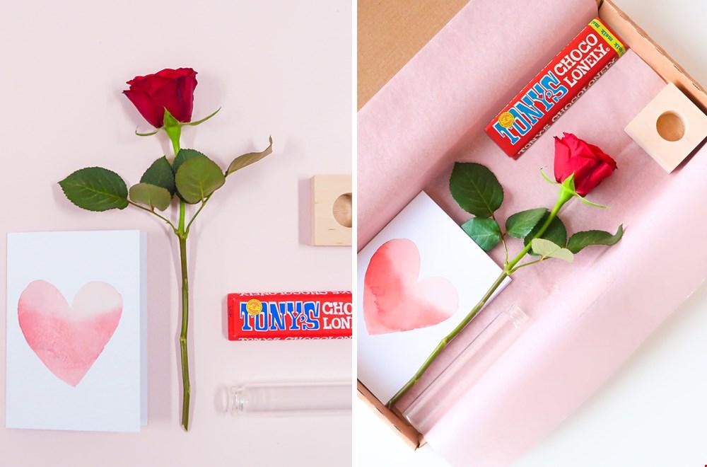 Zoveel liefde in een klein pakketje