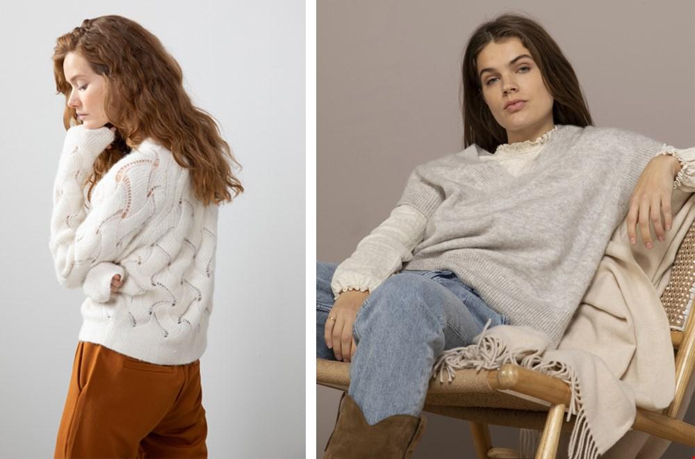 We zijn dol op warme truien en vesten