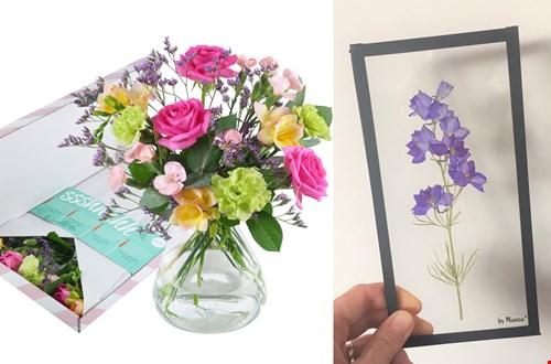 Bloemen van Bloompost en ByManoa