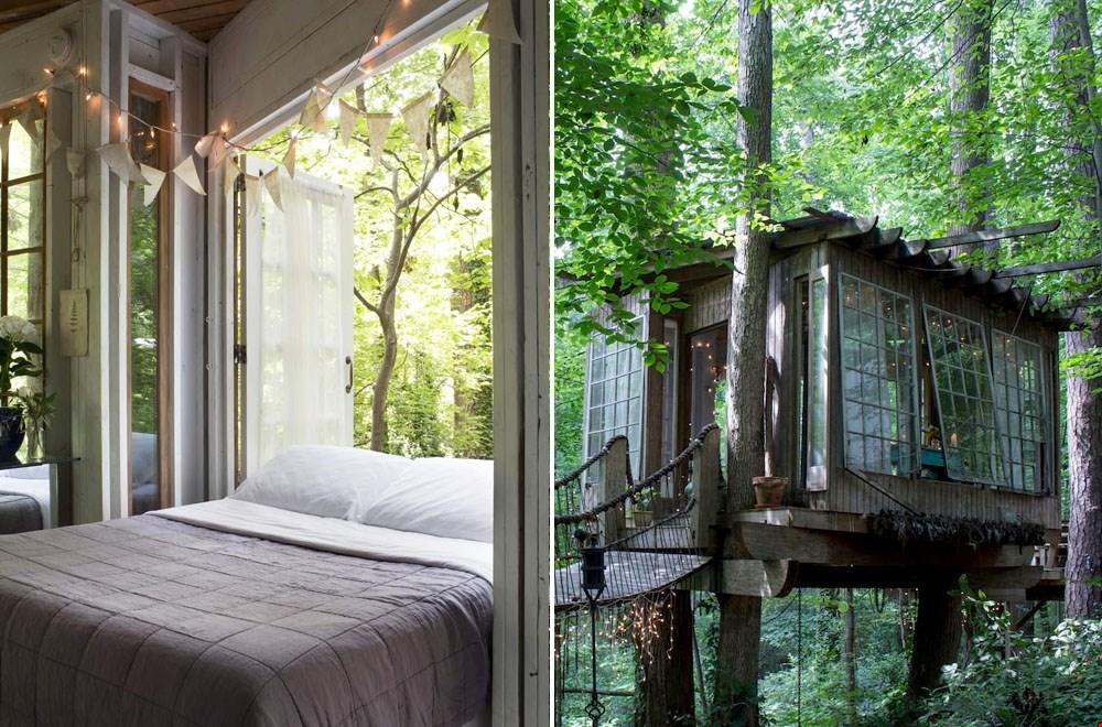 Populairste onderkomen op Airbnb.com