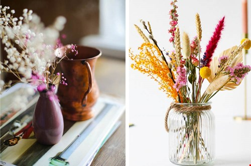 De allermooiste droogbloemen