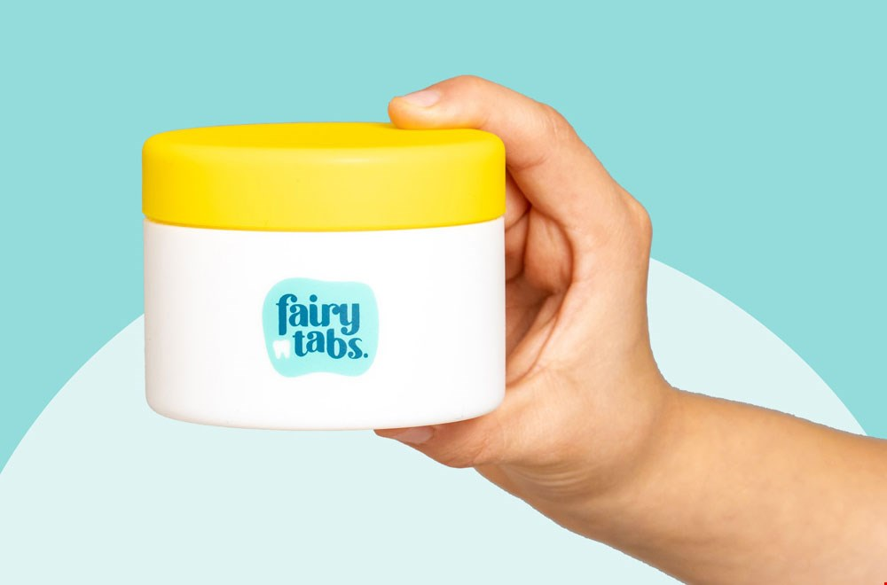 Fairytabs kinderen tanden poetsen Flavourites