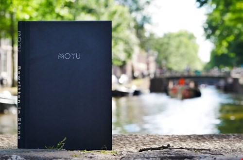 MOYU Notebooks Notitieboek zwart Flavourites