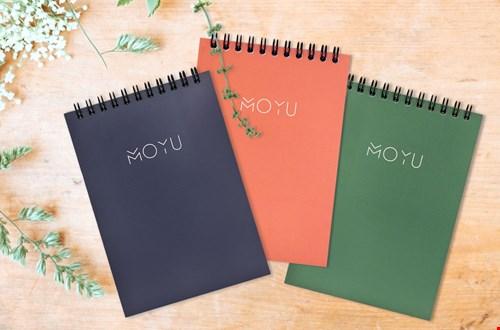 MOYU Notebooks Notitieboek ringband Flavourites