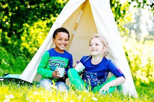 Kidsproof Camping Flavourites