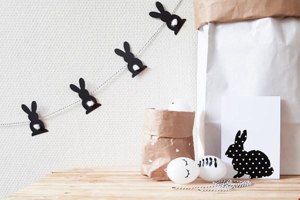 DIY: maak je eigen paasdecoratie