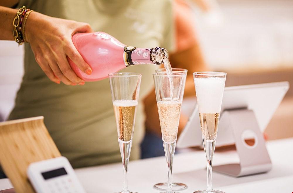 L'île en Ville Champagneglazen Flavourites