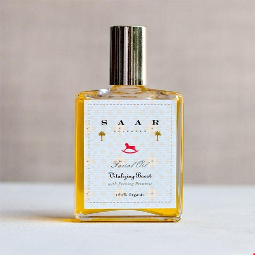 Saar Solearis Facial Oil