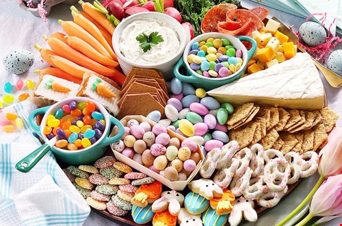 Hoppy Easter! 📸:@domestikateblog