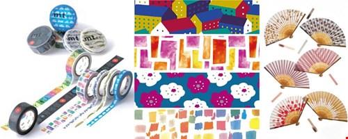 Nieuwe collectie washi tapes lente/zomer 2021 van SOU · SOU