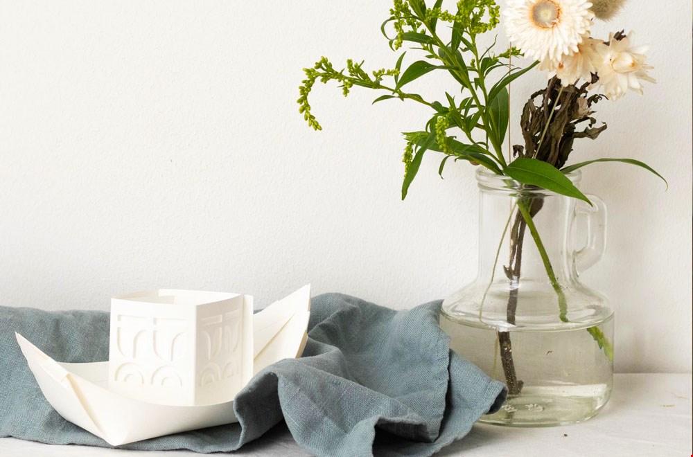 FIKA huis Bootje van papier Flavourites
