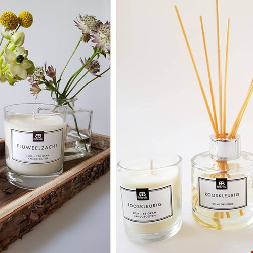 Haal de geuren van de lente in huis