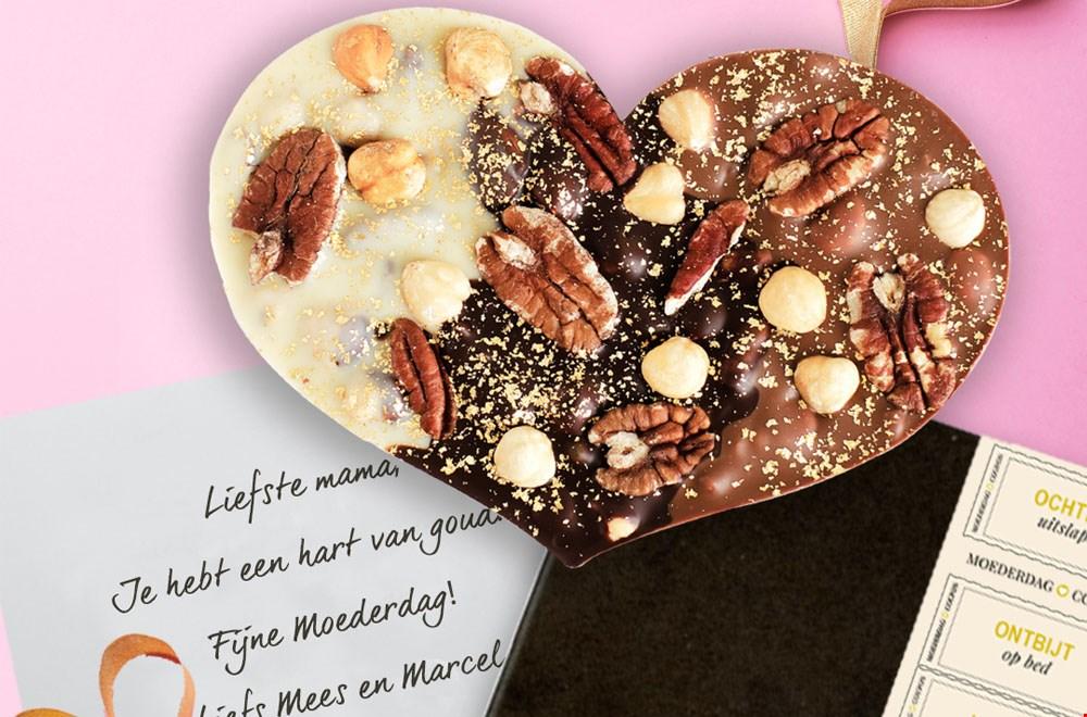 WIN een chocolade Hart van Goud van Chocstar!