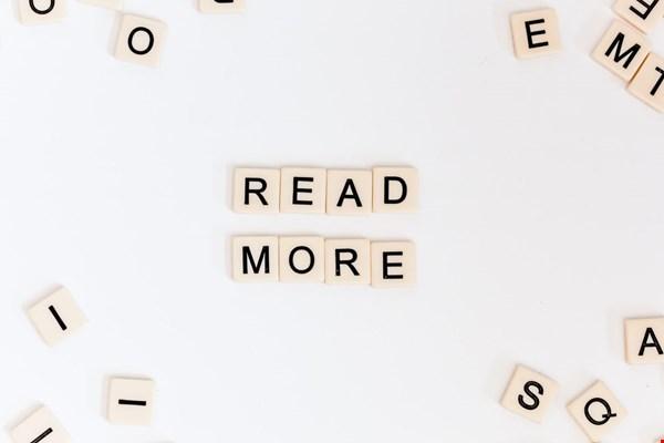 Al zin om te lezen?