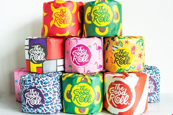 Ecoverder Ecologische producten Toiletpapier Flavourites
