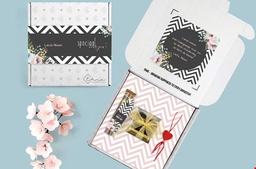 Lieve brievenbuscadeaus van thnx voor je lieve moeder