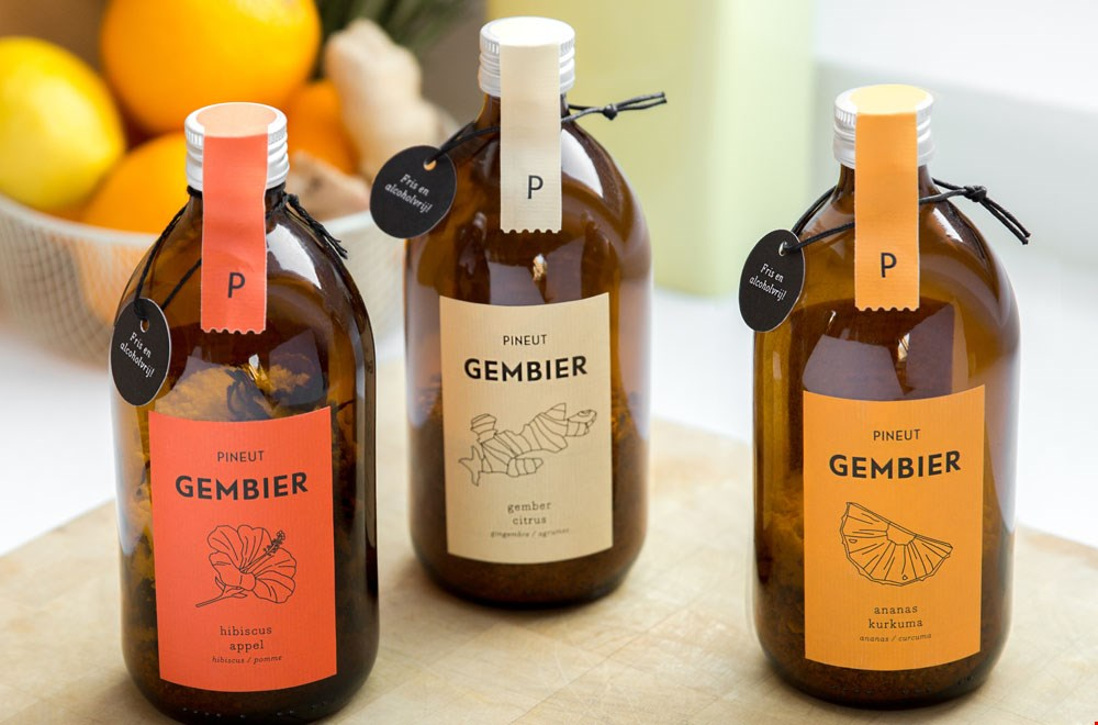 Pineut Gembier Flavourites