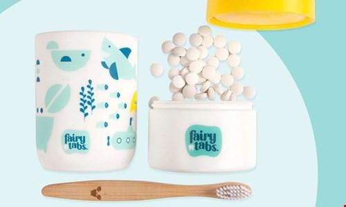 Nooit meer geklieder in de wasbak met Fairy Tabs!
