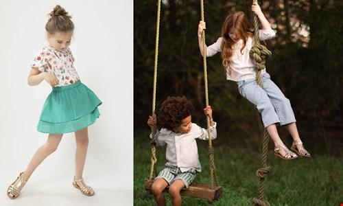 Kids kleding waarin gedanst en gespeeld mag worden van Sissy-Boy