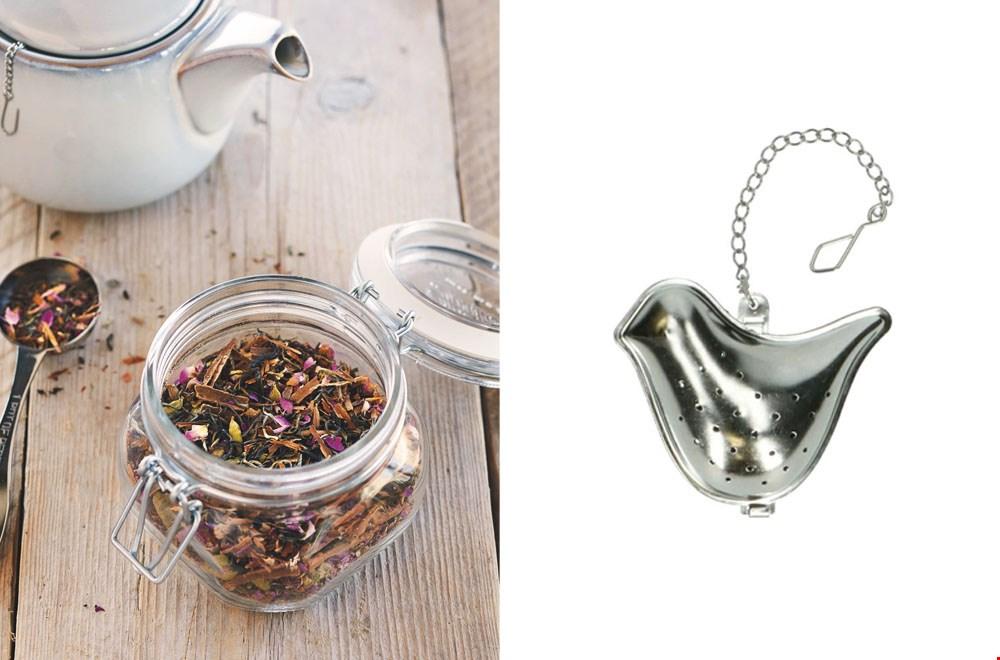 Losse thee en thee accessoires van Dille & Kamille