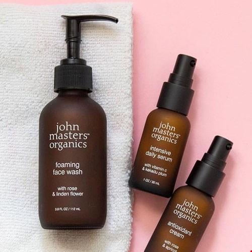 John Masters Foaming Face Wash