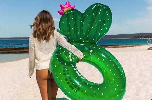 Super zacht, deze cactus