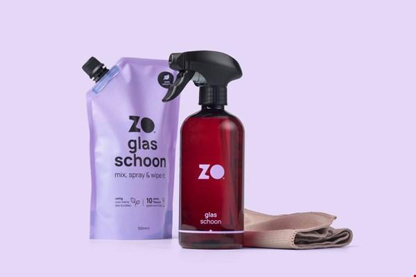 ZO Schoon Spray met reiniger en doekje Flavourites