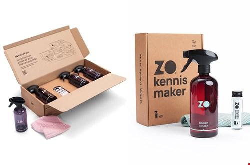 ZO Schoon Natuurlijk en Veilig Verpakking Flavourites