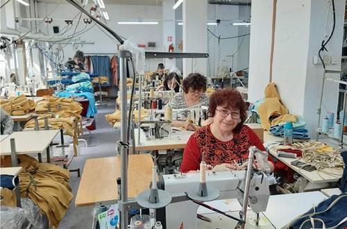 Atelier in Bulgarije