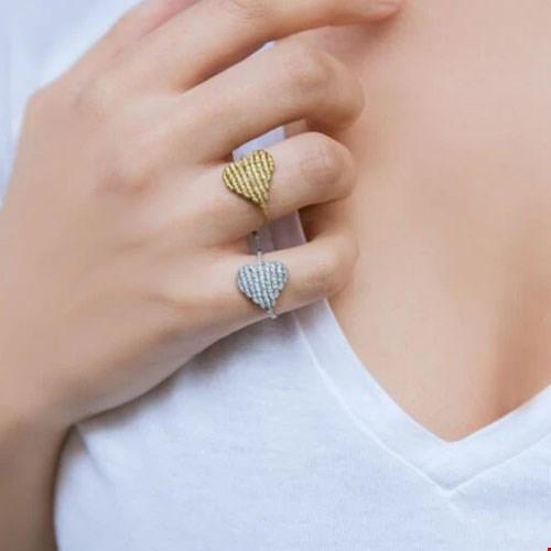 Heart Shaped Ring