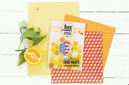 Handig: bijenwasdoeken