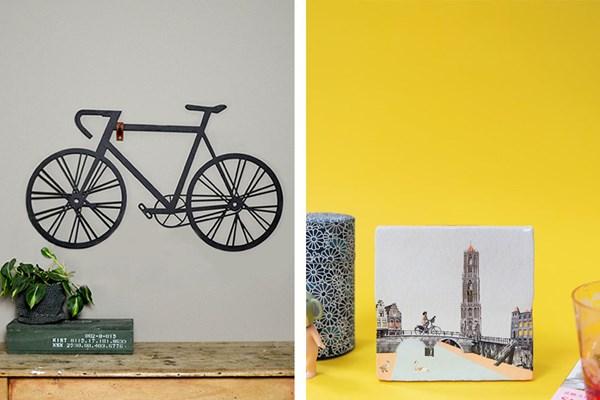Wanddecoratie van Fabryk Design en Story Tiles