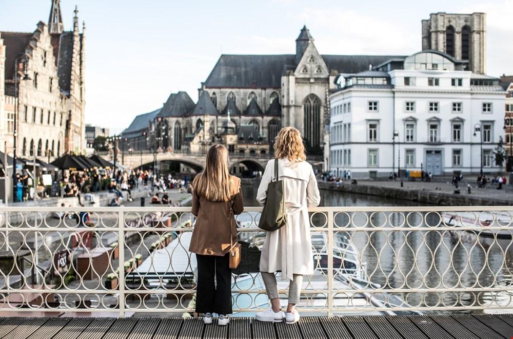 Heerlijk shoppen in Gent
