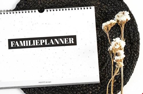 MOODZ design Familieplanner Flavourites