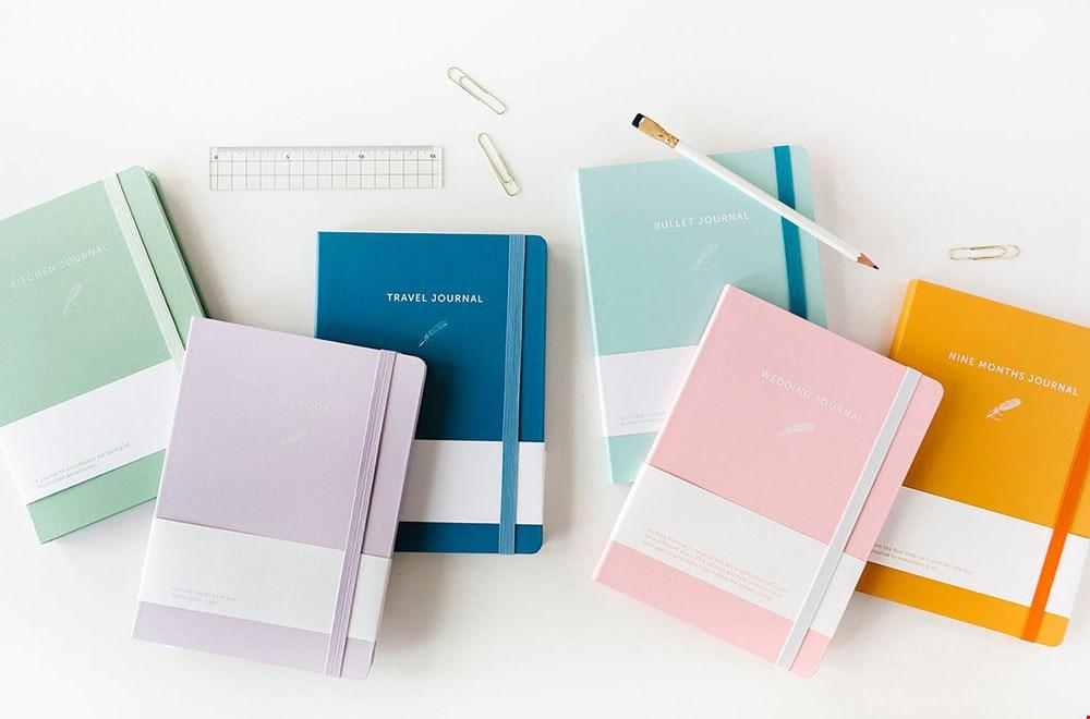 Fijne notitieboekjes van A-journal