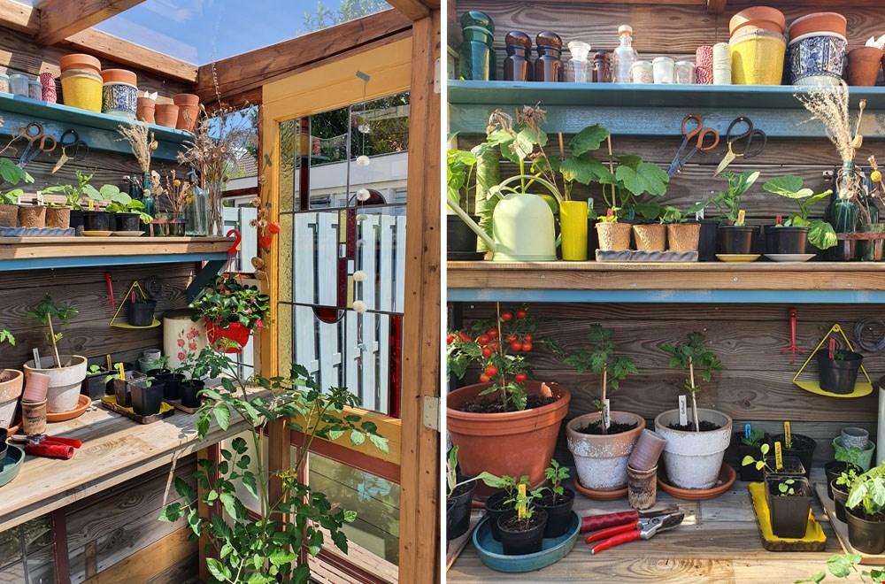 Ruimte genoeg voor alle planten!