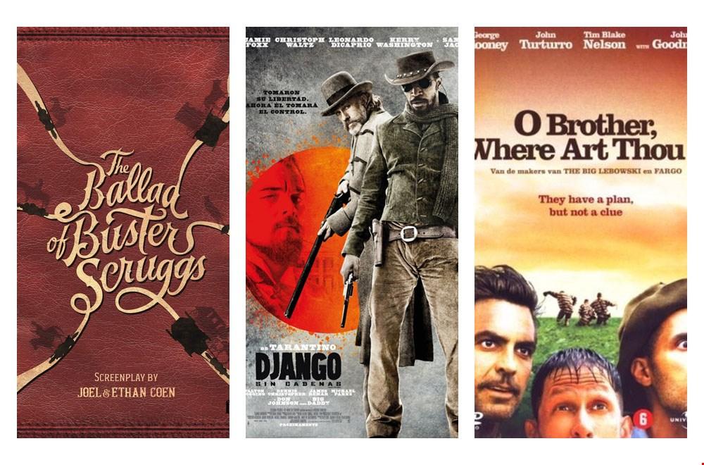 De westerns die je gezien wilt hebben!