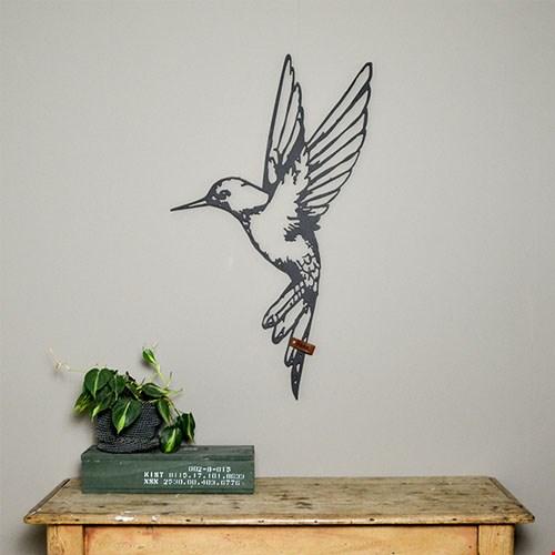 Geometrische Hummingbird