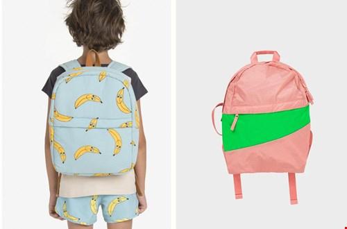 Backpack to school!